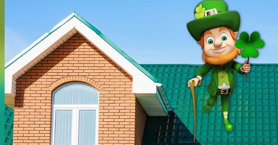 Green Roofs St Patricks