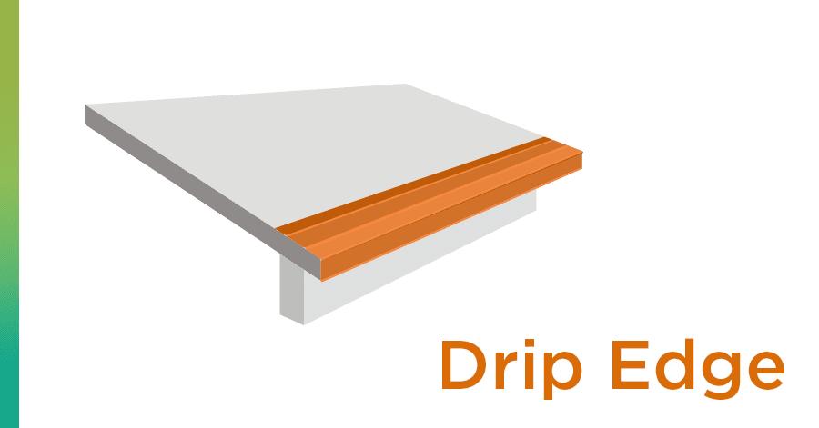 roofing drip-edge